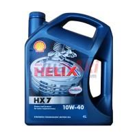 Shell Helix HX7 SAE 10W40 Galon