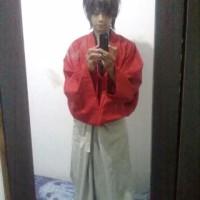 yukata laki laki , kimono , hakama , baju jepang