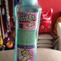 armani flea & tick cat shampoo
