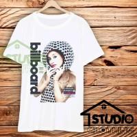 Kaos Ariana Grande, Love Me Harder - AJ   t-shirt   distro   oblong
