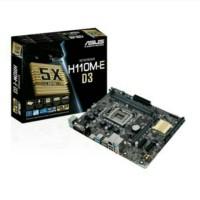 Motherboard Asus H110M-E D3