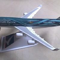 koleksi miniatur pesawat terbang/Replika pesawat/pajangan
