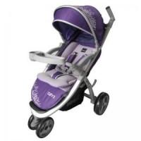 Kereta BabyElle S700 Curv 2 Purple
