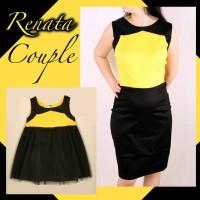 baju couple | dresscouple | renata | couple ibu dan anak