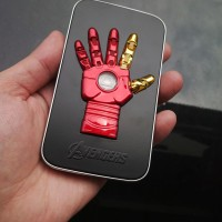 Powerbank Marvel Avenger Ironman hand / palm Slim 12.000ma