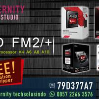 AMD Athlon II x4 840 - 3.7Ghz - FM2+ Socket Processor