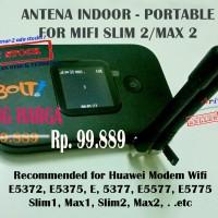 ANTENA INDOOR PORTABLE FOR MODEM WIFI BOLT 4G SLIM2 MAX 2 HUAWEI E5577