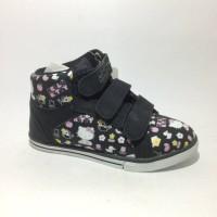 Sepatu Boot Anak Hello Kitty Fashion