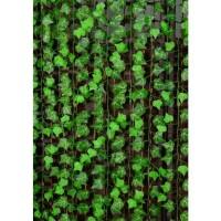 artifisial leave/daun merambat imitasi/tanaman hias/bunga hias