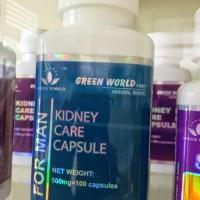 Green World Kidney Care Capsule For MEn