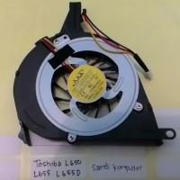 Kipas Laptop / Fan Toshiba Satellite L650 L650D L655 L655D