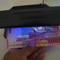Mesin Detektor Uang Kertas | Money Counterfeit Detector 318