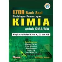 1700 Bank Soal Bimbingan Pemantapan Kimia SMA/MA