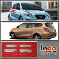 Cover Handle Datsun Go+ JSL Variasi Handle Mobil Chrome