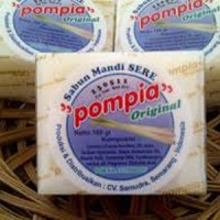 POMPIA SABUN SEREH ORIGINAL ( Kotak Biru )