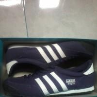 sepatu adidas dragon warna biru dongker