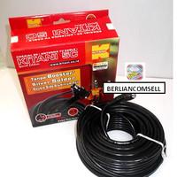 Kabel Coaxial Antena TV 5C-2V merk KITANI impedansi 75 ohm - JAWARA