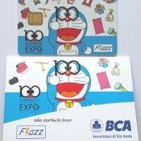 Kartu Flazz BCA Doraemon