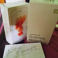 Samsung Galaxy Note 5 Gold Platinum 32GB Garansi Samsung