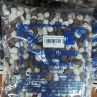 Oleh - Oleh/ Jajanan / Khas Manado - Berusaha Kacang Goyang Coklat Bsr