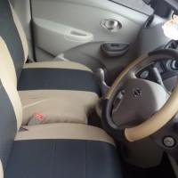 Sarung Jok mobil Datsun Go All Colour bahan Oscar