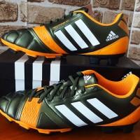 sepatu bola Adidas Nitrocharge 3.0 TRX FG  (original,terbaru,new,2016)