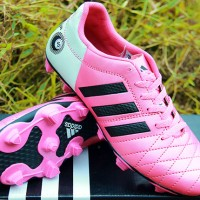 sepatu bola Adidas 11Pro Pink KW Super (keren,terbaru,new,2016)