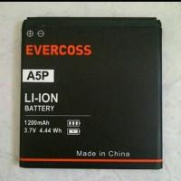 Baterai Originall Evercoss A5P