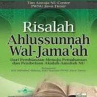 Jual Buku RISALAH AHLUSSUNNAH WAL-JAMAAH   Toko Buku Aswaja Surabaya