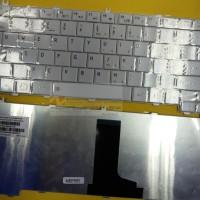 Keyboard Laptop Toshiba Satellite L600 L630 L640 C600 C640 L740 Putih