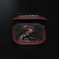 Zenith Earphones Storage Case Bag Kotak Box Tas Penyimpanan Earphone