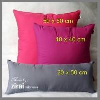 Bantal Sofa ukuran 20 x 50 cm