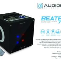 Audiobox Beatbox 7700