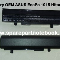 Battery Asus Eee PC 1015 /A32-1015/1215 Series Hitam (OEM)