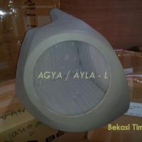 Box audio custom sudut mobil AYLA/AGYA