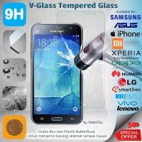 Huawei Honor 3C Tempered Glass Screen Protector Screenguard Antigores