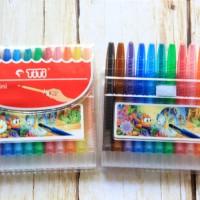 Crayon Putar TITI 12 Color Mini