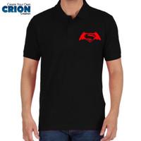 Polo Shirt Batman VS Superman Dawn Of Justice Original Logo - By Crion