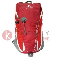 Tas Ransel Eiger 2228 Red Compact 20L Daypack Unisex