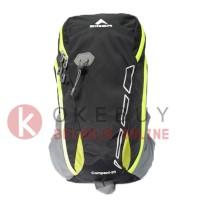 Tas Daypack Eiger 2228 Compact Black Green