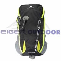 Tas Ransel/Daypack Eiger 2228 Compact 20L Black