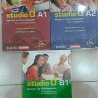 Studio d A1, A2 dan B1 (Pelajaran Bahasa Jerman)