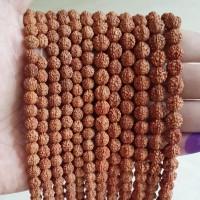Rudraksa / Genitri Bead 6mm | Bahan Aksesoris Gelang Kalung Handmade