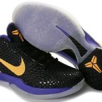 Sepatu Nike Zoom Kobe 6 (VI) Black Purple