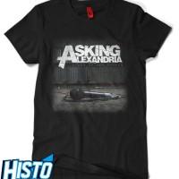 Kaos Asking Alexandria - AAX1
