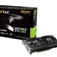 VGA ZOTAC Geforce GTX 960 AMP! EDITION 2 GB 128 Bit DDR5