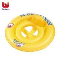 swim safe abc bestway pelampung ban renang bayi double ring baby seat