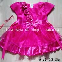Dress Bayi/ Baju Pesta Balita