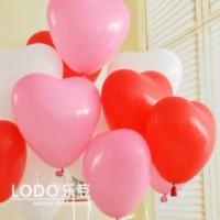 Balon Love Latex