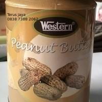 Selai Kacang Western Creamy Peanut Butter